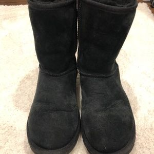 Black Ugg Boots Authentic